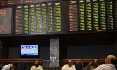 اسٹاک مارکیٹ میں مثبت رجحان، کے ایس ای 100 انڈیکس میں 153 پوائنٹس کا اضافہ