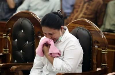 انڈونیشیامیں مسجد کی اذان پر اعتراض کرنے والی خاتون کی سزا کے خلاف اپیل مسترد