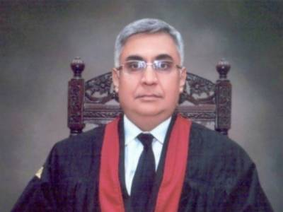 لاہور ہائی کورٹ کے جج جسٹس فرخ عرفان نے عہدے سے استعفیٰ دے دیا