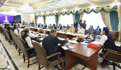 وفاقی کابینہ نے نیا پاکستان ہائوسنگ اتھارٹی کے تحت ملک بھر میں ایک لاکھ پینتیس ہزار اپارٹمنٹس کی تعمیر کی منظوری دے دی