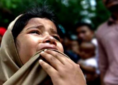 میانمار فوج کے فضائی حملے میں 30روہنگیا مسلمان شہید