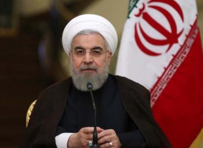 ٹرمپ عالمی دہشت گردی کا سرغنہ اور امریکی فوج دہشت گرد تنظیم ہے: ایرانی صدر حسن روحانی