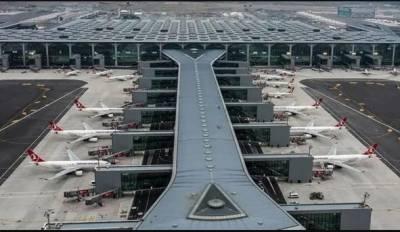 استنبول ہوائی اڈے پر طیاروں کو کنٹرول کرنے کے خودکار نظام میں فنی خرابی