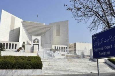 نئی گج ڈیم تعمیر کیس:سپریم کورٹ نے ایکنک فیصلے پر سندھ حکومت سے جواب طلب کرلیا