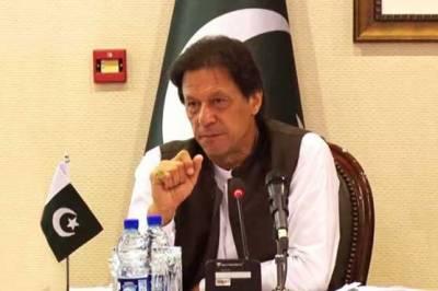 وزیراعظم عمران خان نے سانحہ ساہیوال کے متاثرین میں چیک تقسیم کئے