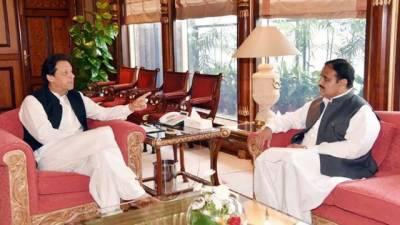 وزیراعظم اوروزیراعلیٰ پنجاب کاصوبےکےانتظامی معاملات سےمتعلق تبادلہ خیال