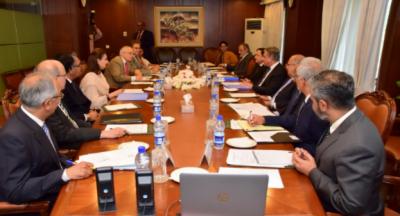 پاکستان خطے میں تمام ہمسایہ ملکوں کیساتھ پرامن تعلقات کا خواہش مند ہے، وزیرخارجہ