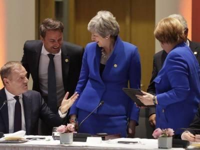 برطانیہ اوریورپی یونین تھریسا مے کو بریگزٹ معاہدے کی نئی حتمی تاریخ 31 اکتوبردینے پرمتفق