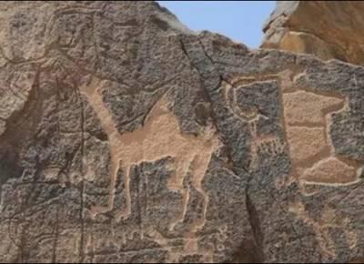 سعودی عرب کے قدیم شہر جبہ میں تاریخ کا پہلا کھلا میوزیم