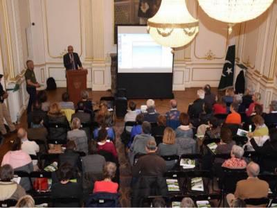 سفارت خانہ پاکستان برائے پیرس نے فرانسیسی سیاحوں تک رسائی ممکن بنالی ہے