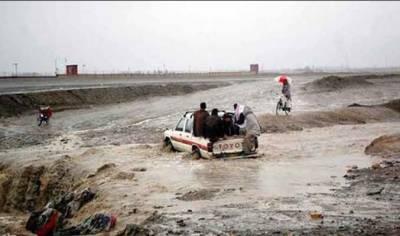 جنوبی وزیرستان:باراتیوں کی گاڑی سیلابی ریلے میں بہہ گئی،8 افرادجاں بحق