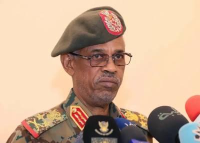 سوڈانی عبوری عسکری کونسل کے چیئرمین جنرل عوض بن عوف سبکدوش