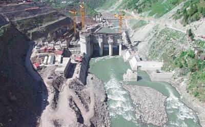 نیلم جہلم بجلی گھر سے یومیہ ایک ہزار میگا واٹ بجلی کی پیداوار شروع