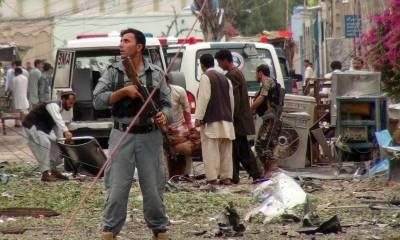 افغانستان:صوبہ لغمان میں بم دھماکا، 7 بچے ہلاک، متعدد زخمی