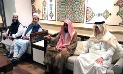 امام کعبہ صدر، وزیراعظم اور آرمی چیف سے ملاقات کریں گے