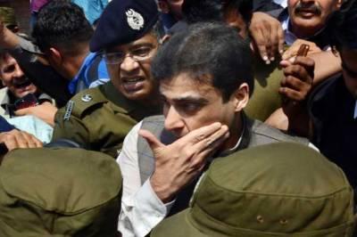 حمزہ شہباز نے نیب کےگھر پر چھاپہ مارنے کا اقدام ہائی کورٹ میں چیلنج کر دیا