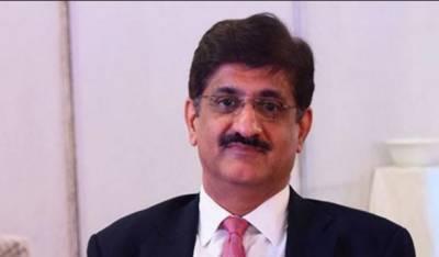 کسی کوسازش کرنے سے کوئی نہیں روک سکتا,نیب سے مکمل تعاون کروں گا:وزیراعلی سندھ