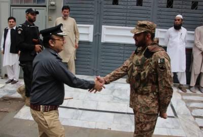 سیکورٹی فورسز کا دہشت گردوں کے خلاف جاری آپریشن17گھنٹوں بعد اختتام
