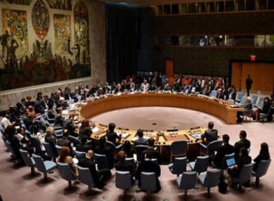 سلامتی کونسل کی طالبان کی جانب سے موسم بہار میں حملوں کے اعلان کی مذمت