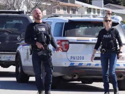 کینیڈا میں فائرنگ کے 3 مختلف واقعات میں 4 افراد ہلاک، ملزم گرفتار