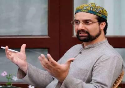 مسئلہ کشمیر کے حل تک پاکستان اور بھارت کے درمیان تلخی جاری رہے گی: میرواعظ