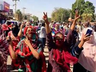 افریقی یونین نے سوڈانی جرنیلوں کو الٹی میٹم دے دیا