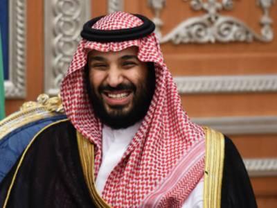 امریکی سینٹرل کمانڈ کے سربراہ کی سعودی ولی عہد سے ملاقات