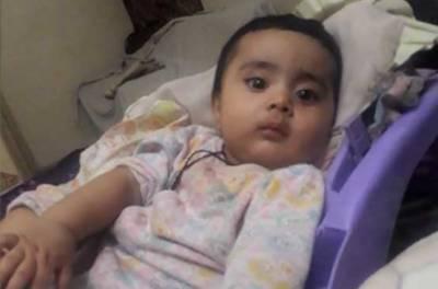 کراچی:ایک اور مبینہ مقابلہ،ڈیڑھ سالہ معصوم جاں بحق