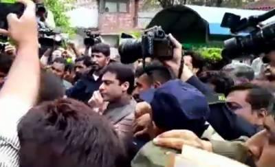 لاہور ہائیکورٹ ،حمزہ شہباز کی عبوری ضمانت میں 25 اپریل تک توسیع