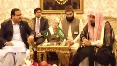 پاکستان اورسعودی عرب کے درمیان تاریخی برادرانہ تعلقات قائم ہیں:وزیراعلیٰ پنجاب