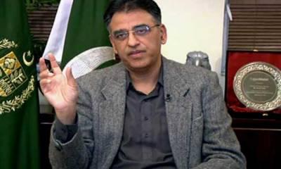 پاکستان کا آئی ایم ایف سے معاہدہ مجبوری ، حکومت ملی تو معاشی صورتحال ایسی تھی کہ مٹھی بند کرنا پڑی: اسد عمر