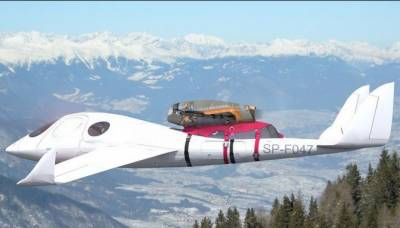 پولینڈ:دنیا کے سب سے چھوٹے طیارے کی پہلی اڑان