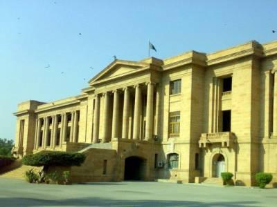 نیب کا یہ معیار ہوگیا کہ سیاسی کارکن کی شکایت پر تحقیقات کریگا، سیاست کوچھوڑکرنیب کیس کے میرٹس دیکھے:سندھ ہائیکورٹ