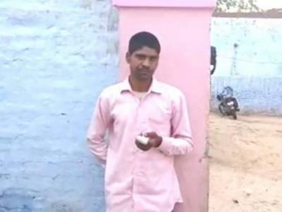 بھارت میں بی جے پی کو ووٹ ڈالنے کے احساس جرم میں شہری نے اپنی انگلی کاٹ لی