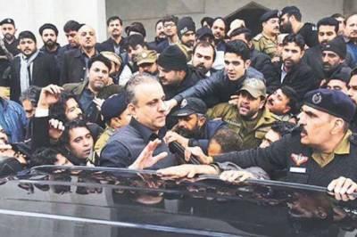 احتساب عدالت نے علیم خان کے جوڈیشل ریمانڈ میں 30 اپریل تک توسیع کردی