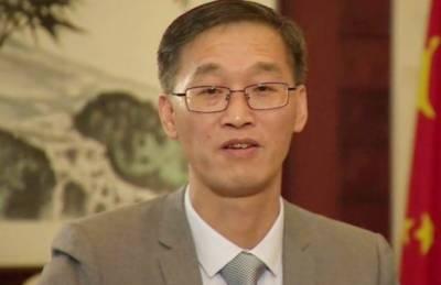 وزیراعظم پاکستان کا دوسرا دورہ چین بہت اہم,سی پیک کے دوسرے مرحلے کی ابتدا ہے: چینی سفیر یاﺅ جنگ
