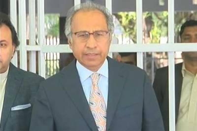 آئی ایم ایف کے ساتھ مذاکراتی عمل کو آگے بڑھا رہے ہیں:نو منتخب مشیر خزانہ حفیظ شیخ