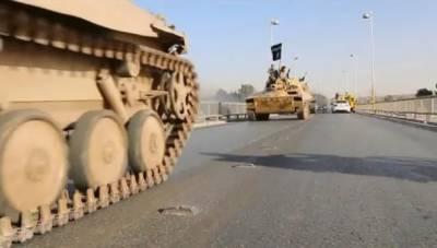 وسطی شام میں داعش کے حملے میں اسدی فوج کے 35 اہلکار ہلاک