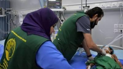 شاہ سلمان ریلیف مرکز کے زیراہتمام 80 یمنی بچوں کے دل کا آپریشن