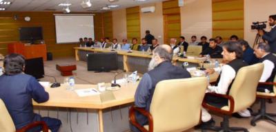 نیشنل ایکشن پلان پرمکمل عملدرآمد ناگزیر ہوگیاہے: وزیراعظم عمران خان