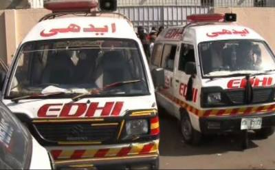 کراچی:گھر سے ماں اور 2 بچوں کی لاشیں برآمد,نوک دھار آلے سے قتل کیاگیا
