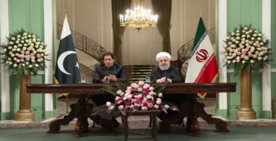 وزیراعظم،ایرانی صدر کا مذاکرات میں سرحدوں کی حفاظت کیلئے مشترکہ سریع الحرکت فورس کے قیام کا فیصلہ