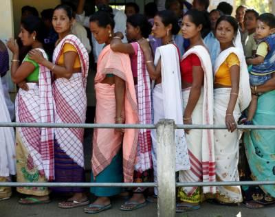 بھارت میں لوک سبھا انتخابات کے تیسرے مرحلے کیلئے پولنگ کل ہوگی