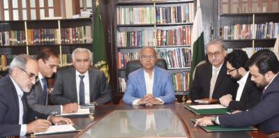 آئی آئی ٹی سی سی پاکستان کو 55کروڑ 10لاکھ ڈالرردے گا