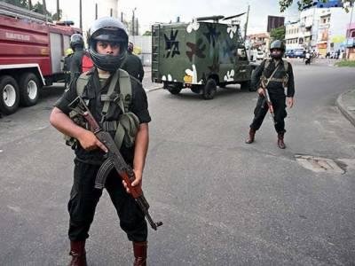 سری لنکا میں ایمرجنسی نافذ، حملوں میں غیرملکی نیٹ ورک ملوث ہونے کا الزام
