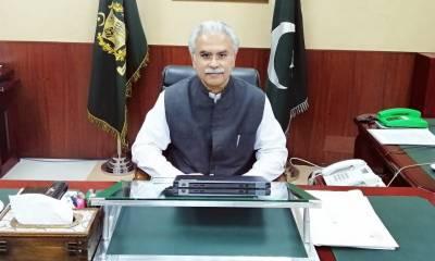 ڈاکٹر ظفر مرزا نے بطور وزیر مملکت برائےقومی صحت اپنی ذمہ داریاں سنبھال لیں