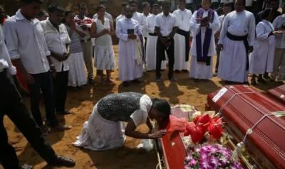श्रीलंका: धमाकों में हलाकतों की तादाद 300 हो गई 40गिरफ़्तार