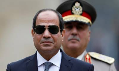 मिस्री रैफ़रंडम के नताइज का ऐलान, अलसीसी को2030तक इक़तिदार मिल गया