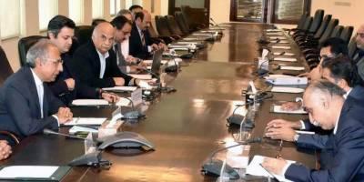 ایف بی آر ٹیکس ایمنسٹی اسکیم کی جامع حکمت عملی وضع کرے: مشیر خزانہ