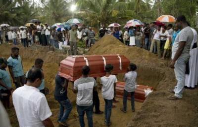 سری لنکا دھماکے، ہلاکتوں کی تعداد 359ہو گئی